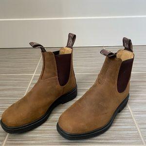 Blundstone Chisel Toe - Chestnut/rustic brown